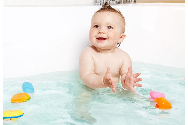 Top 5 básicos bio para el baño de tu bebé