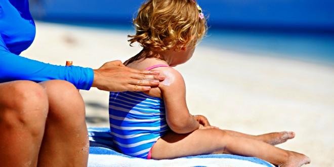 5 claves para elegir el mejor protector solar para bebés y embarazadas