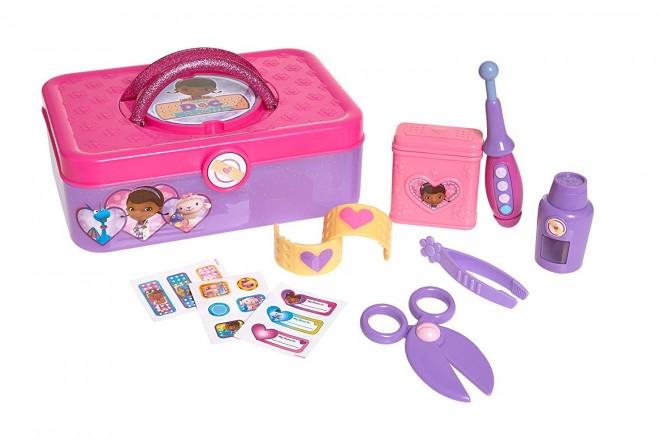 botiquín de primeros auxilios de juguete