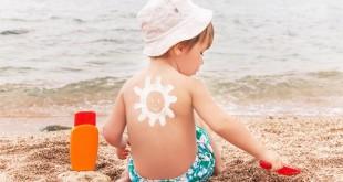 protector solar para bebés de piel atópica
