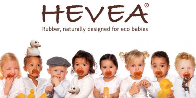 Bebes chupetes Hevea
