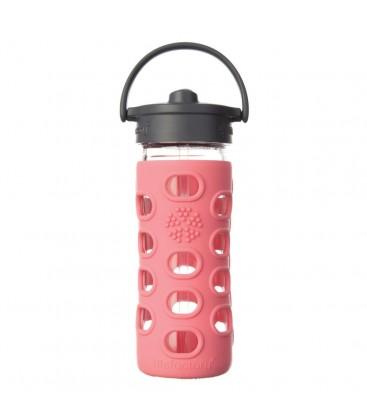 regalo dia de la madre botella-cristal-coral-straw-cap-life-factory-350ml