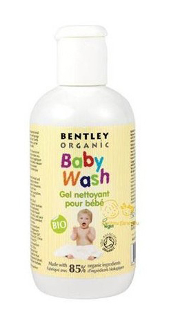 gel liquido bio bebe bentley organic