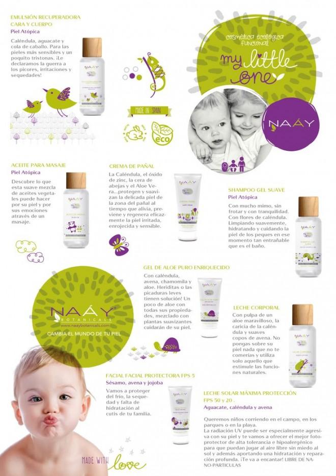 naay bocanicals cosmetica natural para bebes