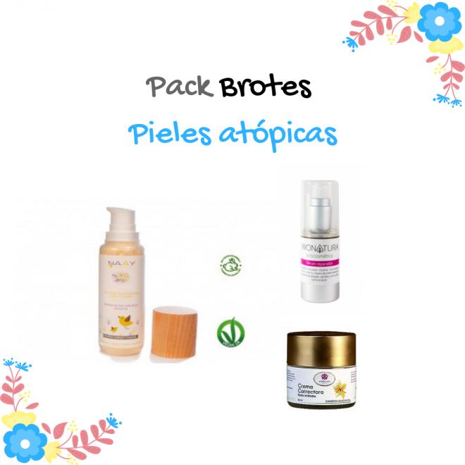 pack bebe brotes piel atopica