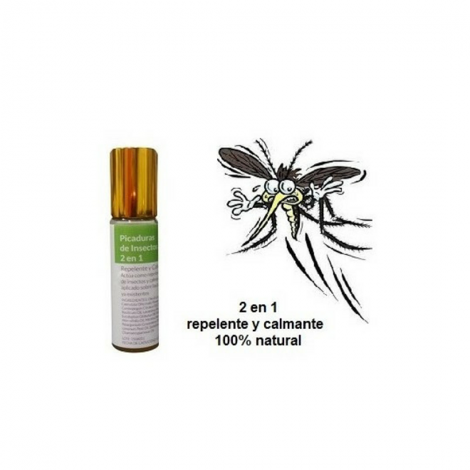 repelente calmante mosquitos natural bebe iwonatura my natural baby box
